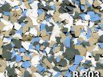 Epoxy Floor Chips - 303