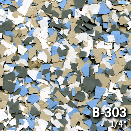 Epoxy Floor Chips - 303