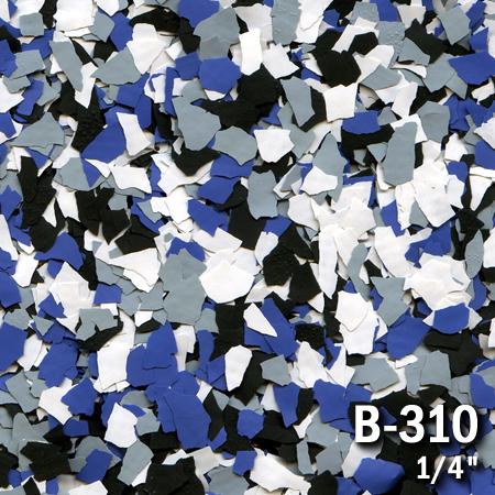 Epoxy Floor Chips - 310