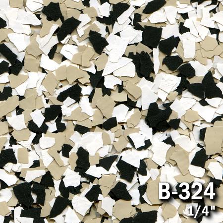 Epoxy Floor Chips - 324