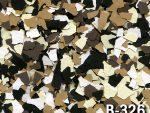 Epoxy Floor Chips - 326
