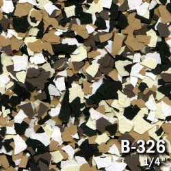 Epoxy Floor Chips - 326