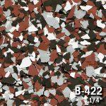 Epoxy Floor Chips - 422