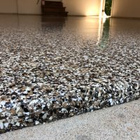Floor Flakes - Epoxy Flake Floors Gallery-40