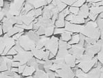 Epoxy Floor Chips - Whisper Gray