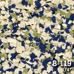 Epoxy Floor Chips - FB119