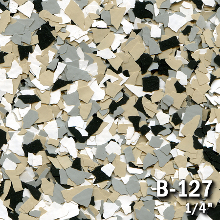 Epoxy Floor Chips - FB127