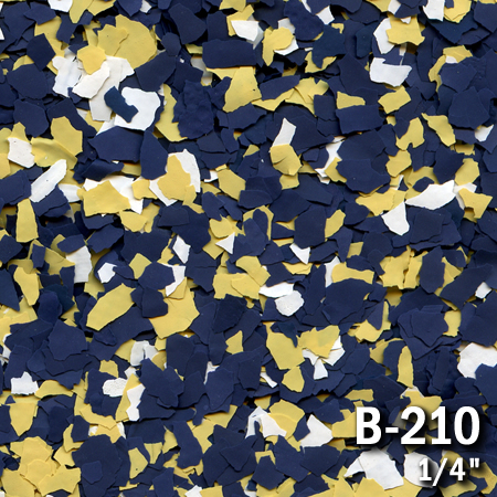 Epoxy Floor Chips - FB210