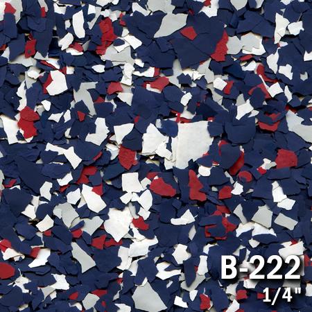 Epoxy Floor Chips - FB222