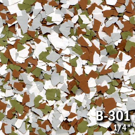 Epoxy Floor Chips - FB301