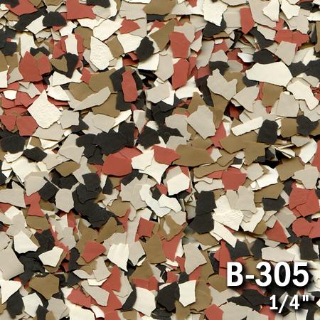 Epoxy Floor Chips - FB305