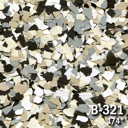 Epoxy Floor Chips - FB321