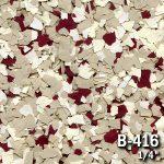 Epoxy Floor Chips - FB416