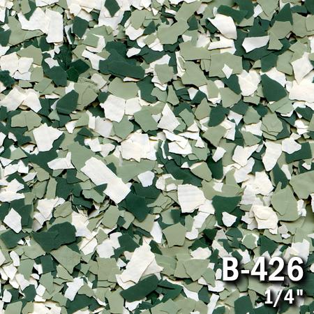 Epoxy Floor Chips - FB426